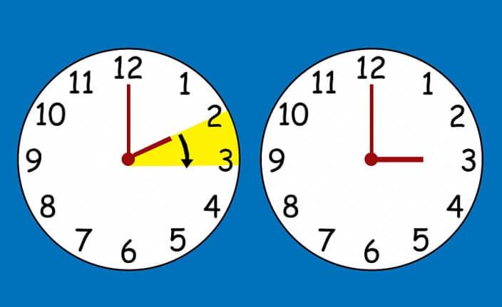 Noćas započinje ljetno računanje vremena