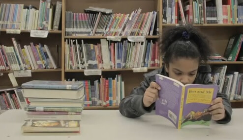 Ova 13-godišnjakinja pročita 300 knjiga godišnje