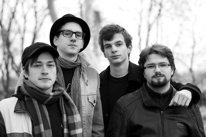 Upoznajte 'Široke Ulice', mladi studentski bend