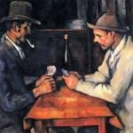 Paul Cezanne - Igrači karata