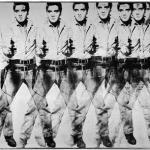 Andy Warhol - Osam Elvisa