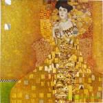 Gustav klimt - Portret Adele Bloch-Bauer I
