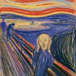 Edvard Munch - Vrisak