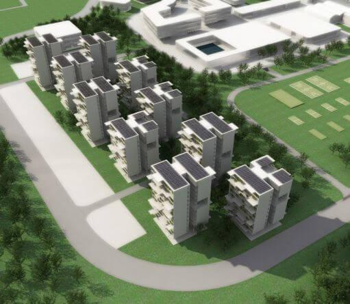 Država će darovati Sveučilištu zemljište za izgradnju kampusa Borongaj