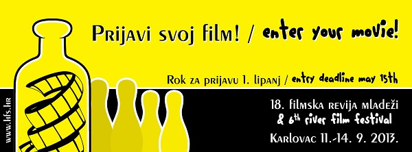 Počele su srednjoškolske prijave za filmsku Olimpijadu u Karlovcu