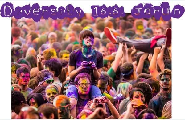 Posjetite Diversity festival boja na Jarunu i odlično se zabavite