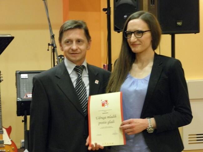 Vinkovčanka od Socijalne samoposluge došla do najAktivista u ovoj godini