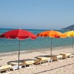 Plage de Pampelonne in St-Tropez