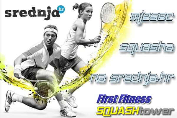 Srednja.hr i SQUAShtower pripremili su za sve mlade posebne pakete za squash