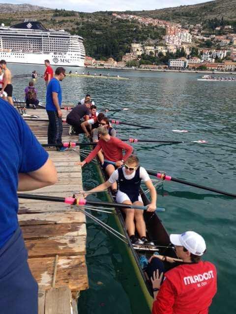 Veslačice i veslači zagrebačkog Sveučilišta osvojili dvostruku krunu na međunarodnoj regati