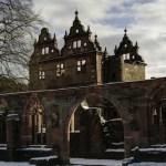 Samostan iz 15. stoljeća u Schwartzwaldu, Njemačka