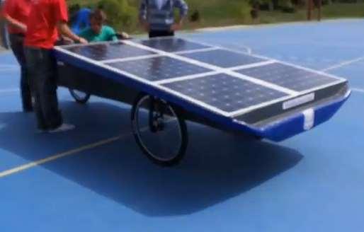 Riječki maturanti napravili solarni automobil i e – ladu