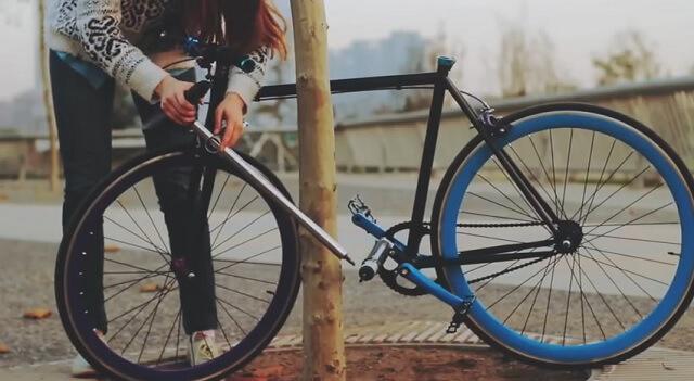 Studenti izumili bicikl koji je nemoguće ukrasti