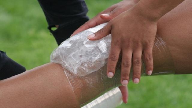 Stavljate li uvijek led na ozljede, trebali biste pripaziti
