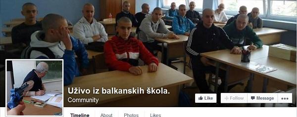 Tinejdžeri i dalje šokiraju javnost: Ponovno aktivna stranica 'Uživo iz balkanskih škola'