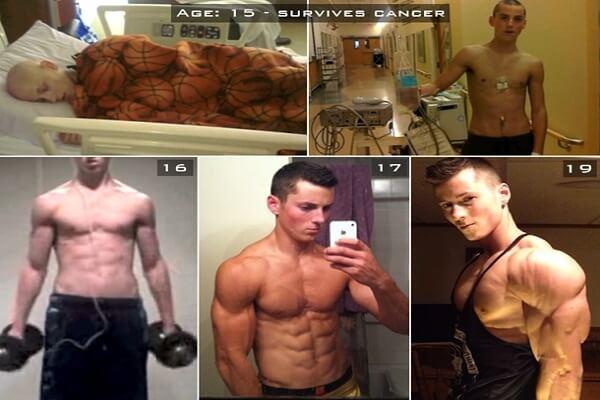 Mladić izmrcvaren kemoterapijama i rakom napornim treningom postao inspiracija milijunima! Evo kako danas izgleda
