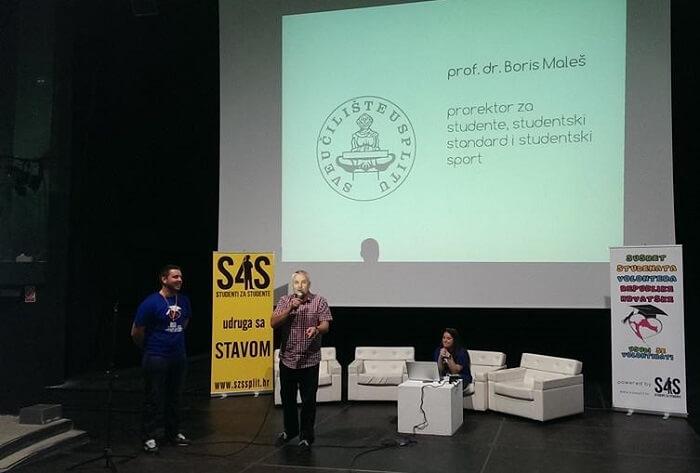 Studentske udruge iz cijele Hrvatske zajedno odradile volontersku akciju u Splitu