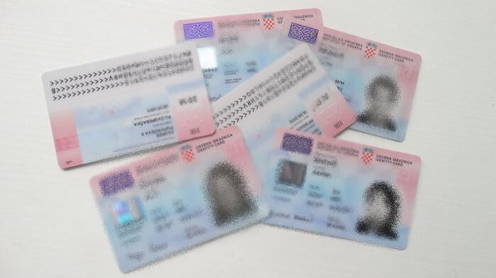Provjerite u koje sve zemlje možete putovati samo s osobnom iskaznicom