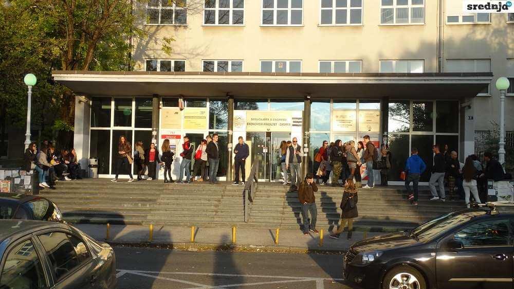 Poznat broj upisnih mjesta za sve fakultete i studije Sveučilišta u Zagrebu