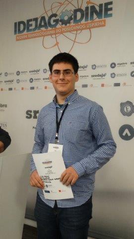 Pobjednik Ideje godine 2014. - Ilija Perić