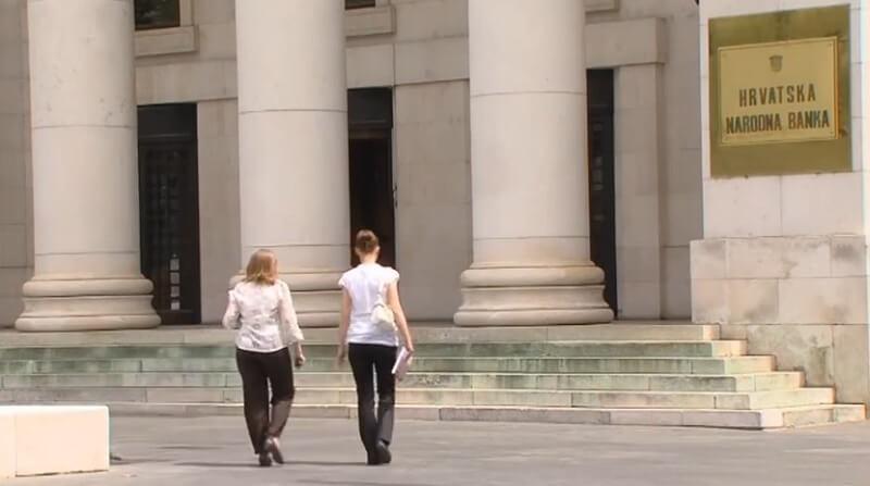 Hrvatska narodna banka traži 15 studenata za obavljanje prakse