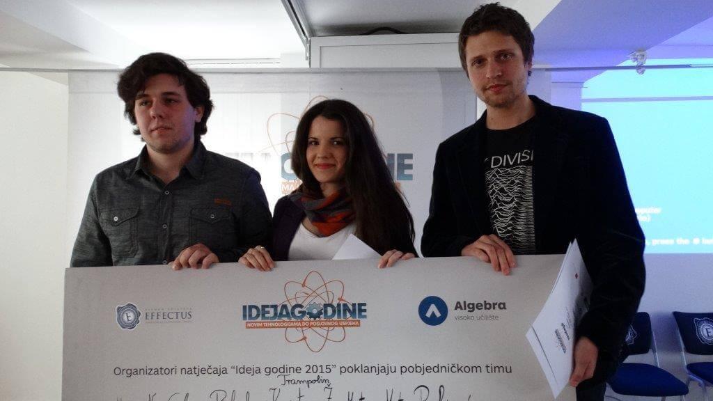 Pobjednici Ideje godine gostovali u Dobro jutro Hrvatska