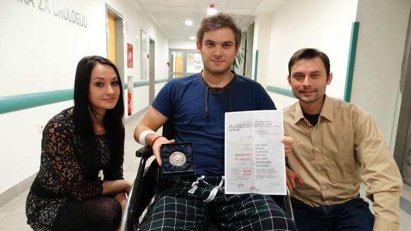 Hrvatski studentski trojac razvio revolucionarni medicinski proizvod, kojim žele promijeniti svijet