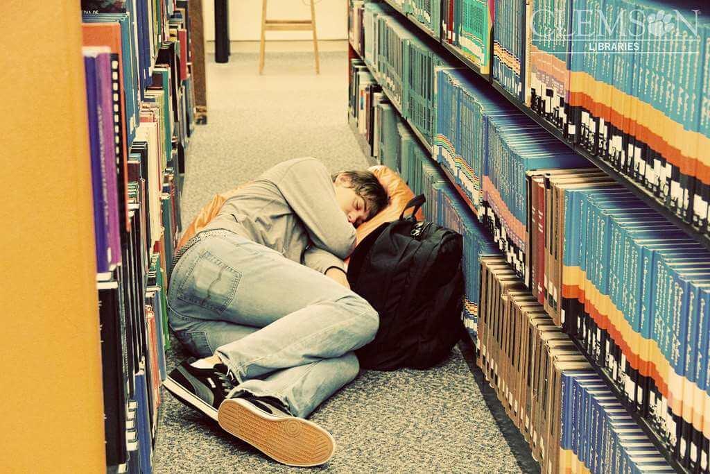 Zašto nikada ne treba učiti cijelu noć