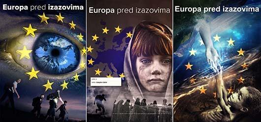 [Video] Pogledajte kako hrvatski srednjoškolci razmišljaju o aktualnim izazovima Europe