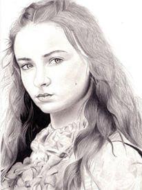 Sophie Turner kao Sansa Stark