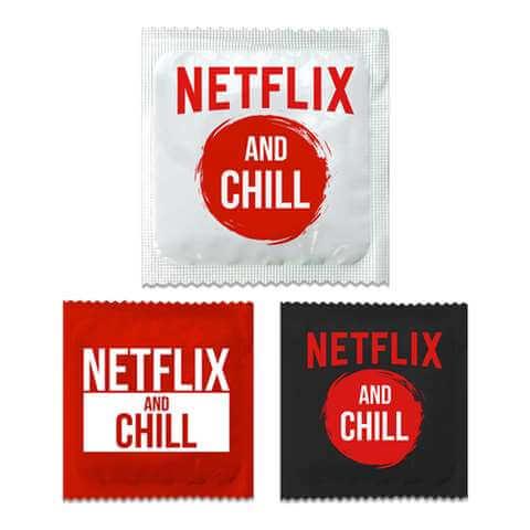 Na tržištu se pojavili 'Netflix and Chill' kondomi