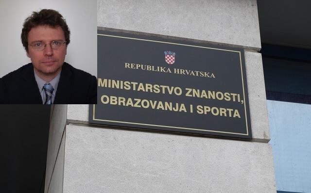 Pročitajte biografiju novog ministra znanosti, obrazovanja i sporta Predraga Šustara