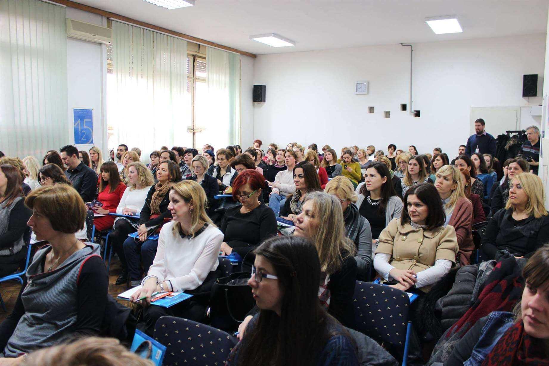 Učitelji kao najvažnija karika u borbi protiv vršnjačkog nasilja
