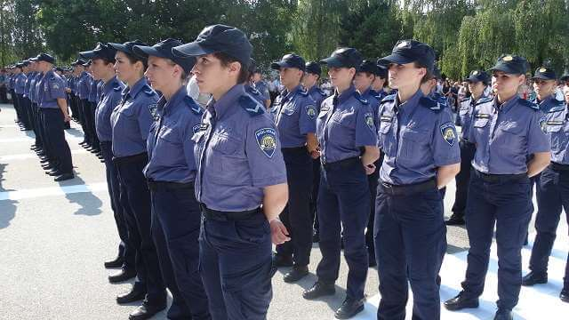 Red provjera znanja, red tjelesnog: Doznajte što je sve potrebno za upad u policijsku školu