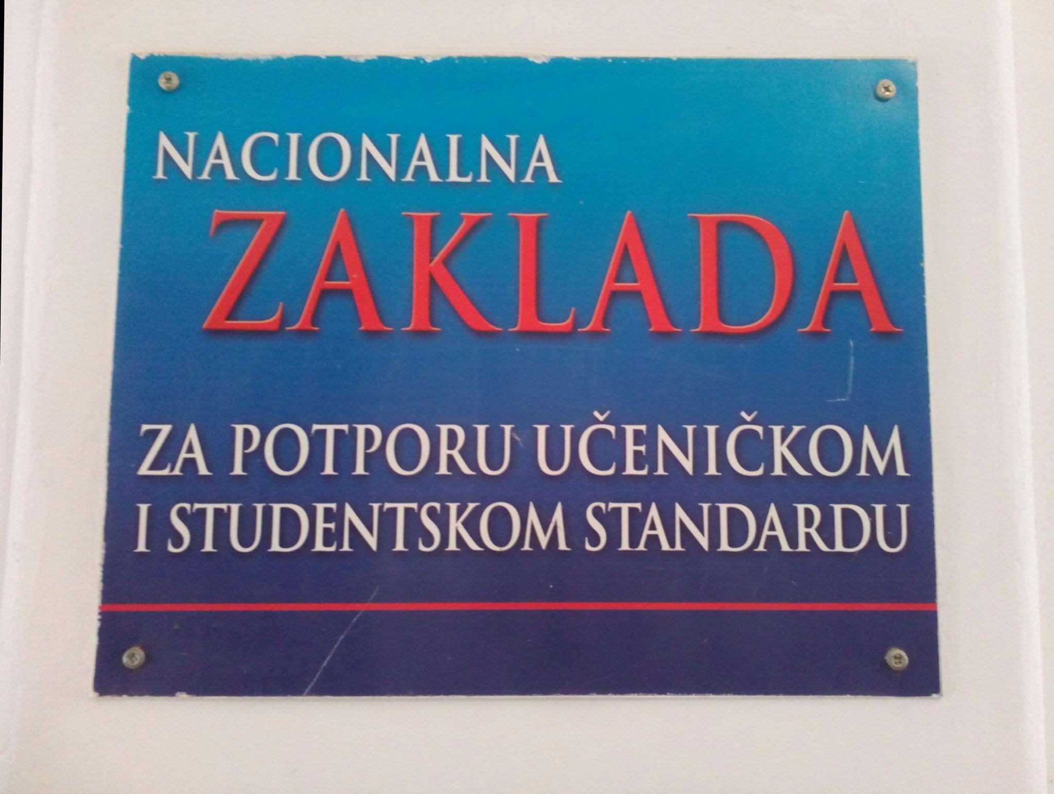 Raspisan natječaj za dodjelu stipendija NZPUSS-a