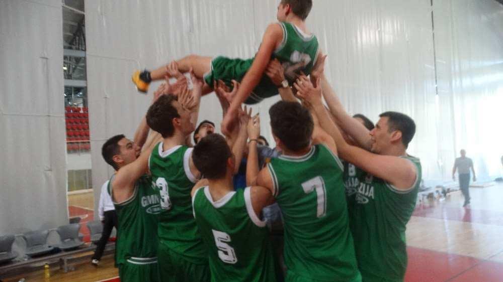 [Foto] U uzbudljivim finalima državnog košarkaškog prvenstva pobijede odnijeli Dubrovčani i Zagrepčanke