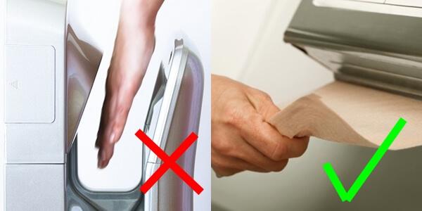 Nakon ovoga više nikada nećete koristiti sušilo za ruke!