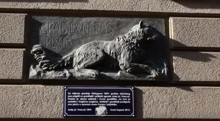 [FAN FEKT] U Zagrebu postoji spomenik psu koji je dao život za izgradnju Ilice