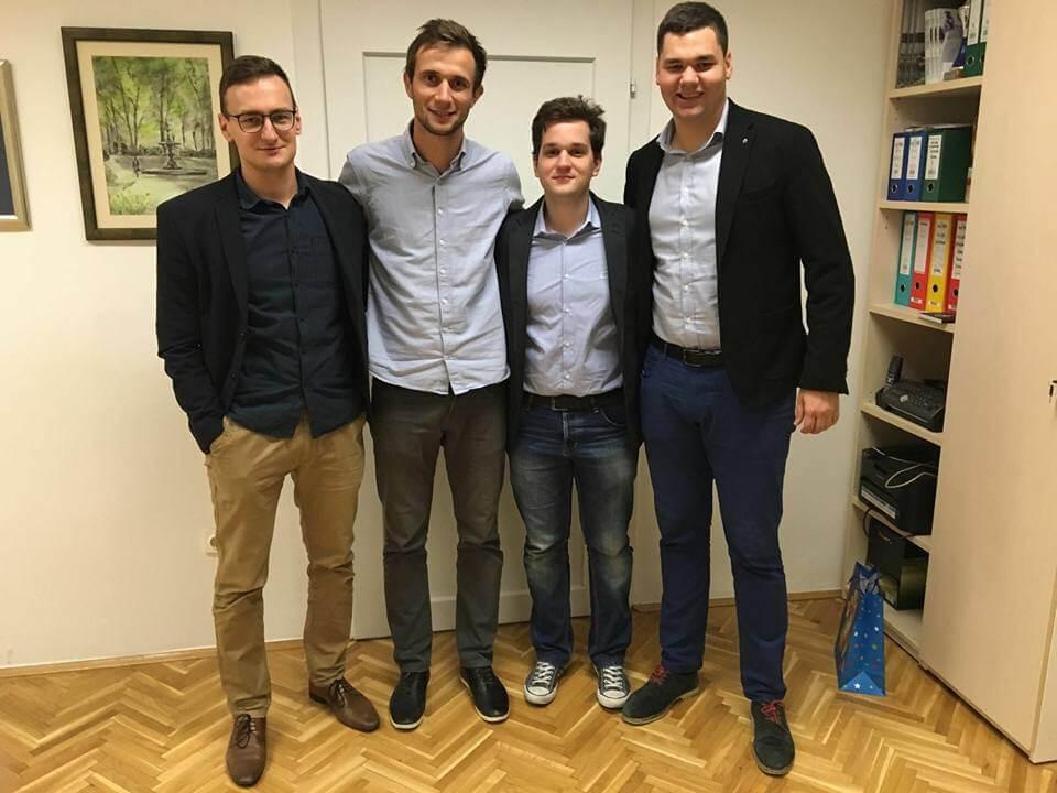 Studentski zbor zagrebačkog Sveučilišta ima novog predsjednika
