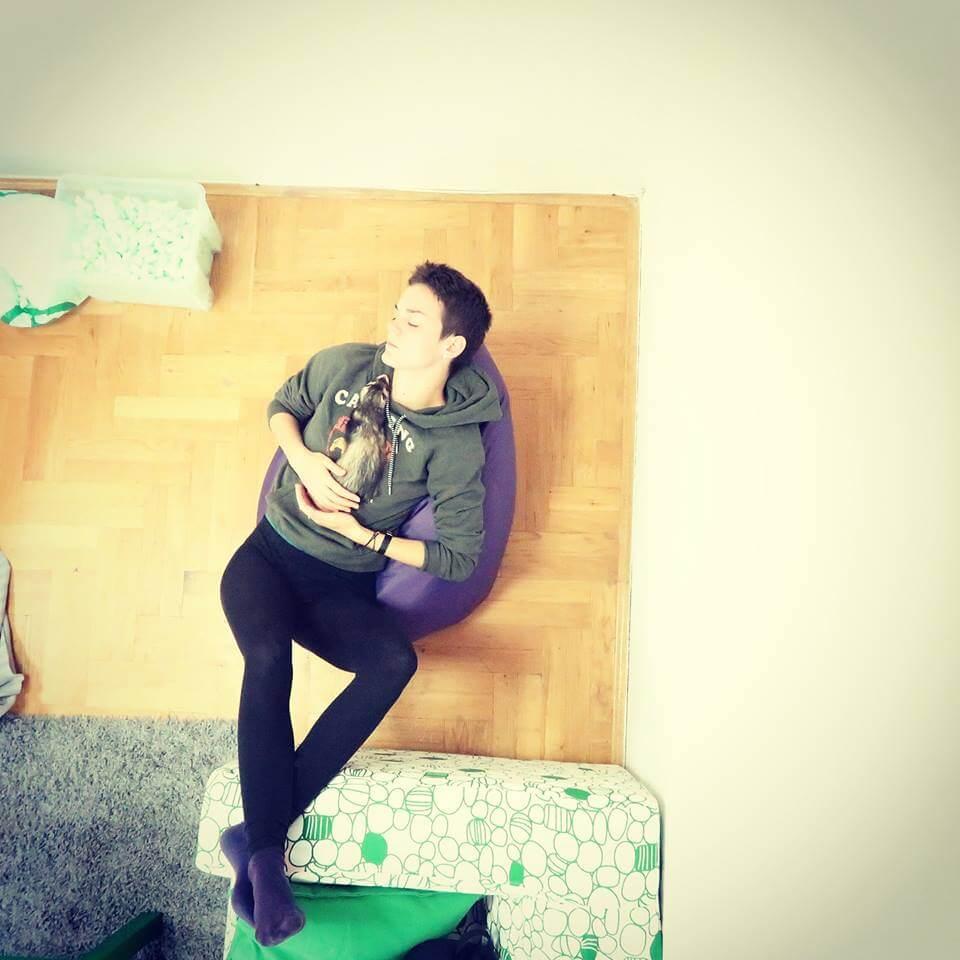 [Intervju] Studentica Anja Delić: Moj blog o tvorovima čita se i u Brazilu