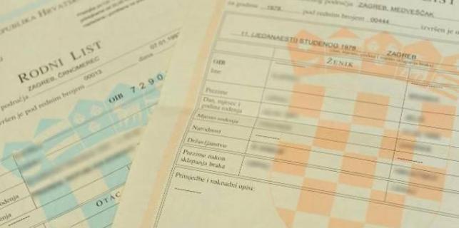 Imamo popis više od 33.000 prezimena u Hrvatskoj te broj ljudi koji nose svako od njih