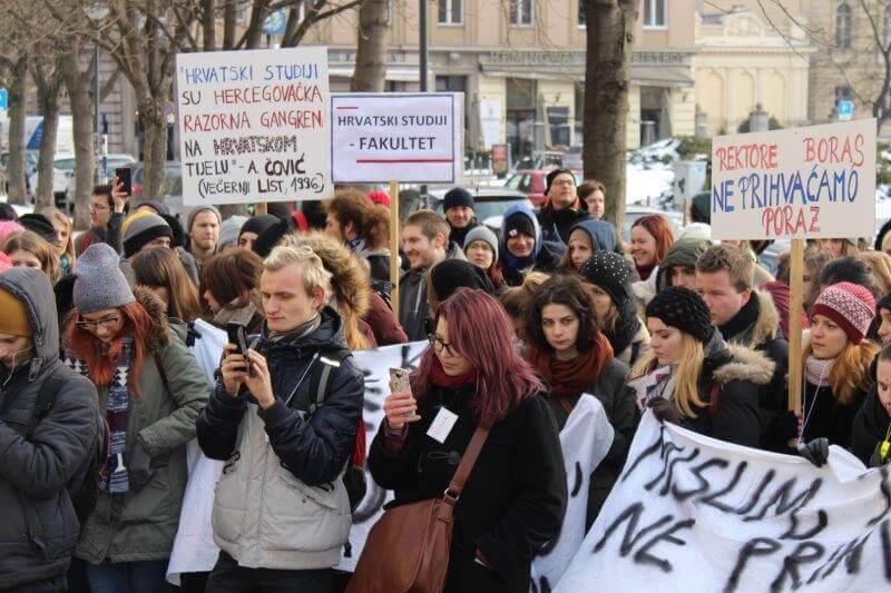 Ukinuta filozofija na Hrvatskim studijima: 'Jasno je da će s ove institucije otići oni koji nešto vrijede i drže do sebe'