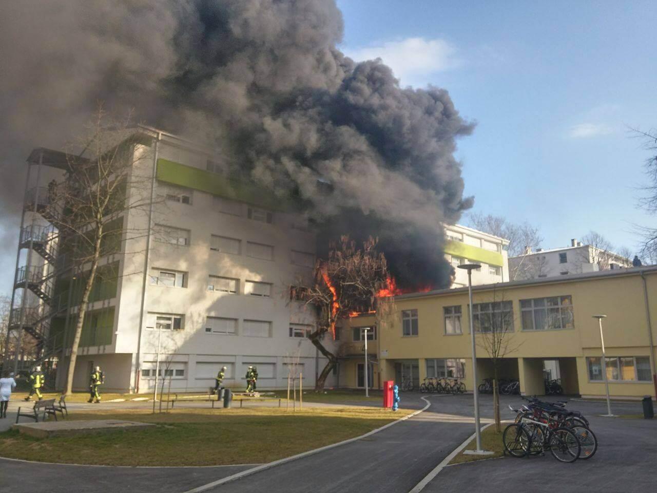 Unatoč prošlogodišnjem požaru, bizarni sigurnosni propusti i dalje se događaju u studentskom domu Cvjetno