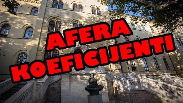 [AFERA KOEFICIJENTI] Ministrica Divjak blokirala sveučilišta zbog 30 milijuna kuna