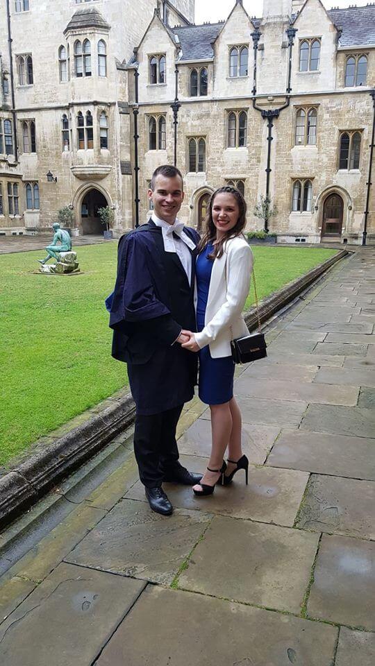 Jedan od najboljih hrvatskih učenika u zadnjih deset godina, diplomirao matematiku na Cambridgeu