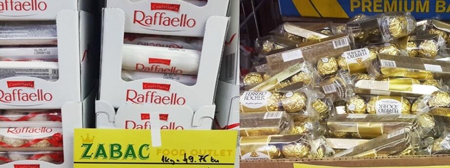 Dvije Ferrerove top slastice koštaju siću u Food outletu: Požurite po njih