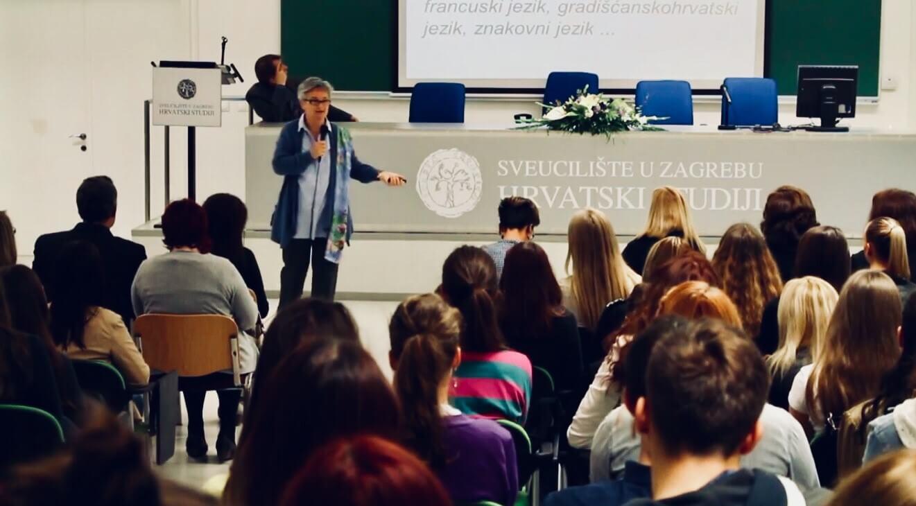 Omiljena profesorica odbila priznanje Hrvatskih studija: 'Sjaj Preporodne dvorane i ugledni uzvanici ne mogu prekriti mračnu stranu stanja na HS-u'