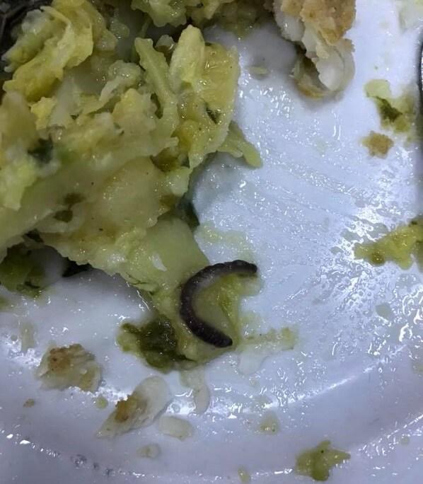 Kako se i kome žaliti kada u hrani u menzi nađete crve, dlake i ostale nemani?