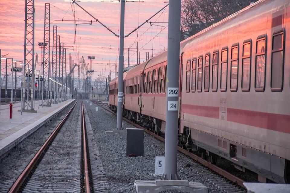 vlak željeznica