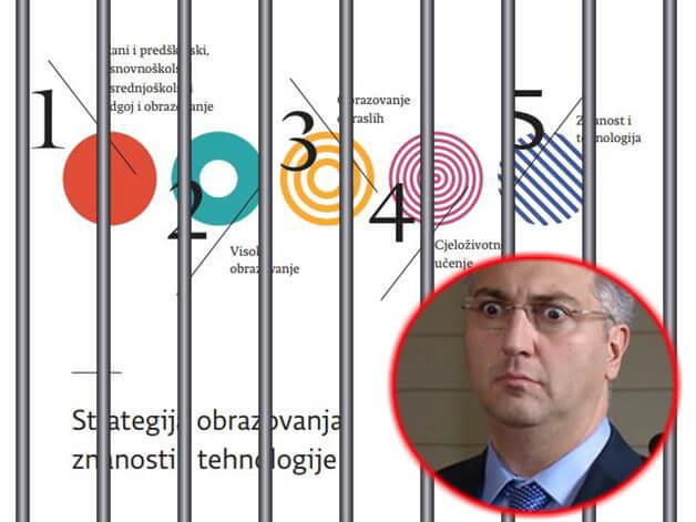 Kako je Strategija obrazovanja, znanosti i tehnologije postala taoc Andreja Plenkovića